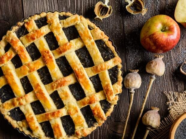 Пироги с орехами и фруктами. Быстро готовятся и быстро съедаются