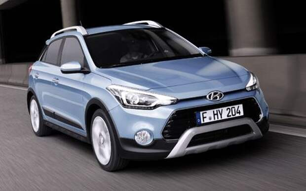 Hyundai больше не будет расставлять точки над «i»