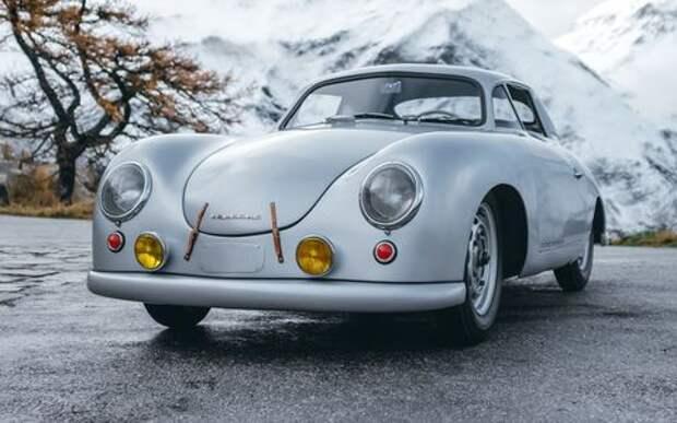 5 самых легких спорткаров Porsche по версии... Porsche