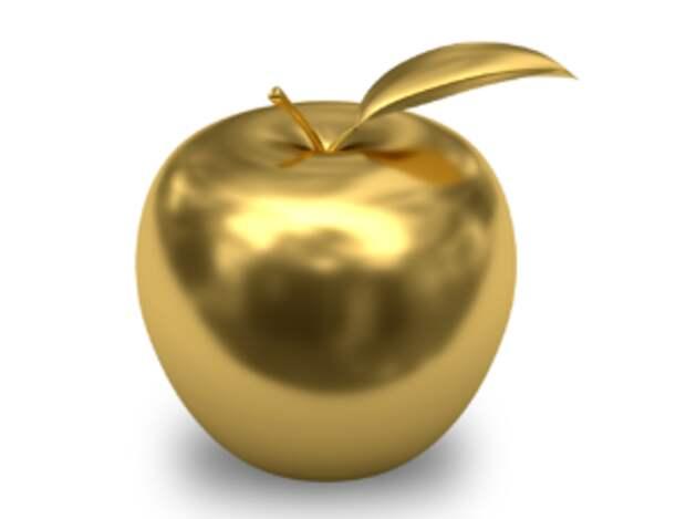 Американка заплатила 500 баксов за яблоко