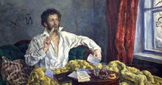 Матерное наследие Пушкина: писал ли великий поэт «стихи для взрослых»?