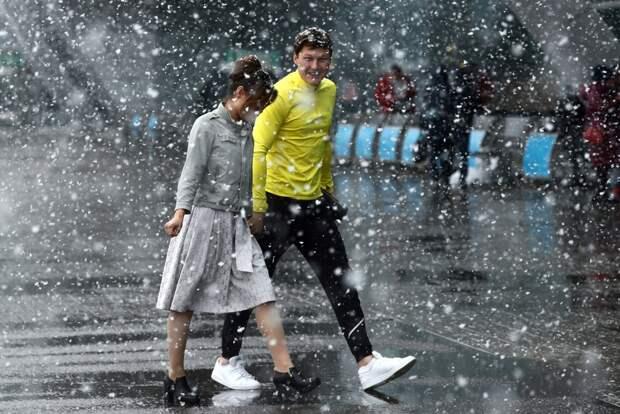 «Погодная лихорадка»: москвичей ожидают резкие перепады температур