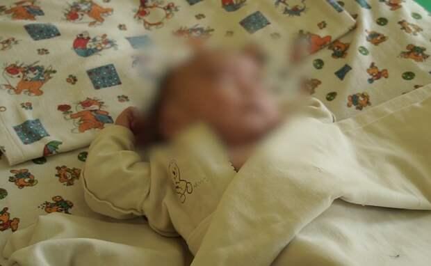 В Якутске мать бросила 3-месячного сына одного в квартире на несколько дней