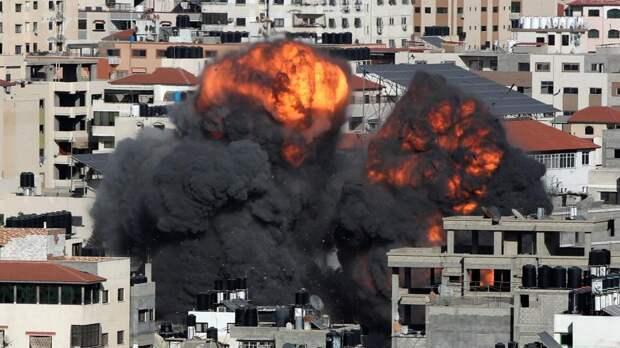 Число погибших из-за ударов Израиля палестинцев выросло до 145