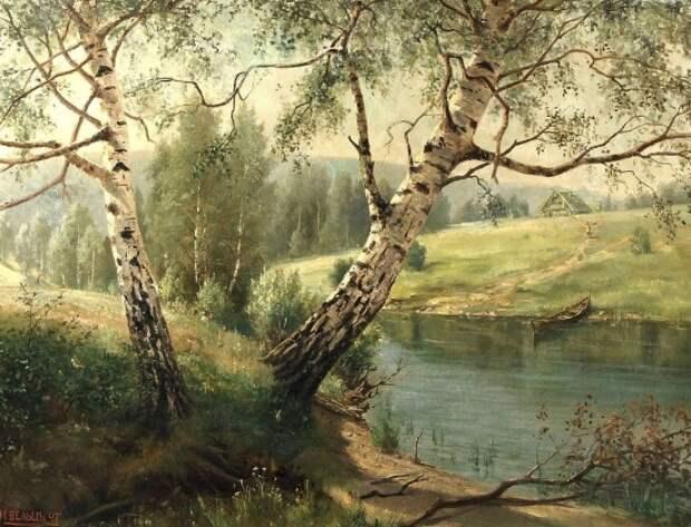 художник Иван Вельц картины – 13