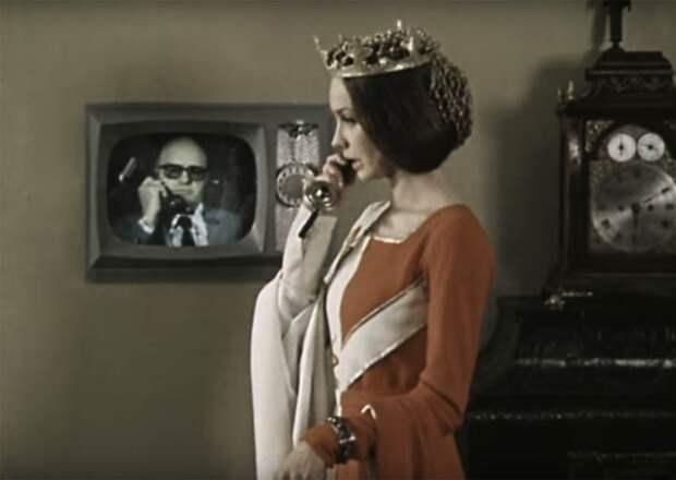 Забавный гаджет из старого советского фильма