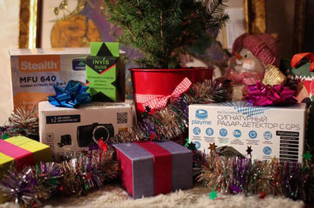 Подарки для хороших мальчиков – подборка новогодних сюрпризов для автомобилиста