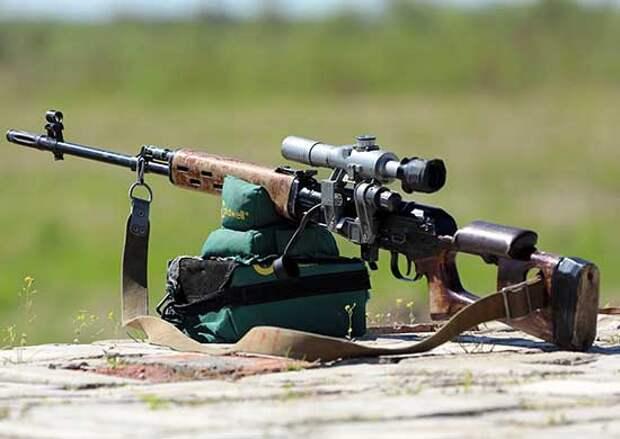 В Восточном военном округе стартовал всеармейский этап конкурса «Снайперский рубеж»