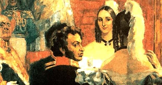 Почему Пушкин называл свою музу Анну Керн блудницей