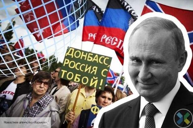 Дмитрий Молчанов: 7 причин, почему России не стоит бояться присоединения Донбасса