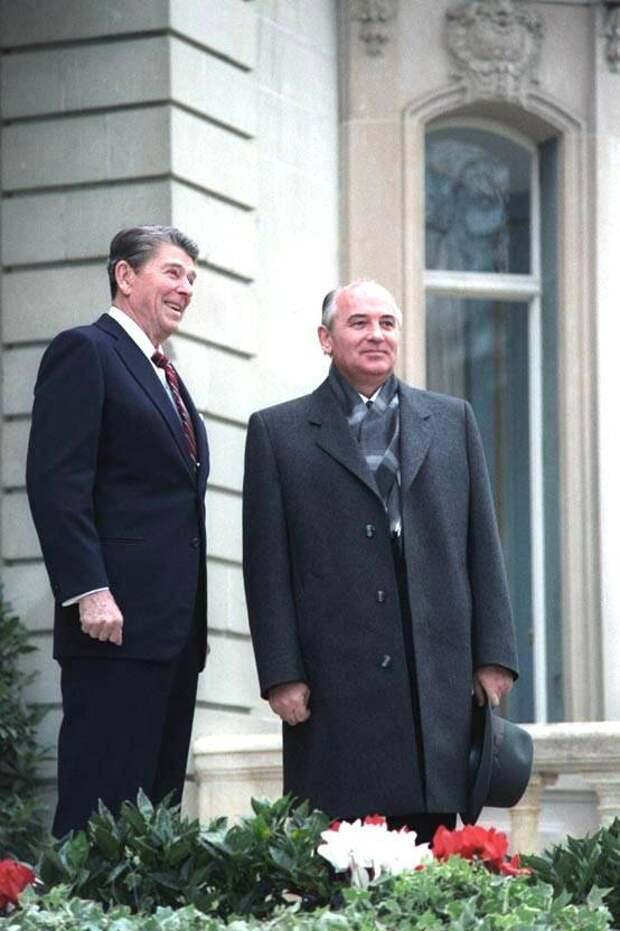 Как Горбачёв разваливал СССР
