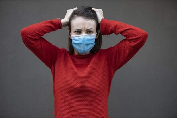 Пандемия влияет на психическое здоровье россиян