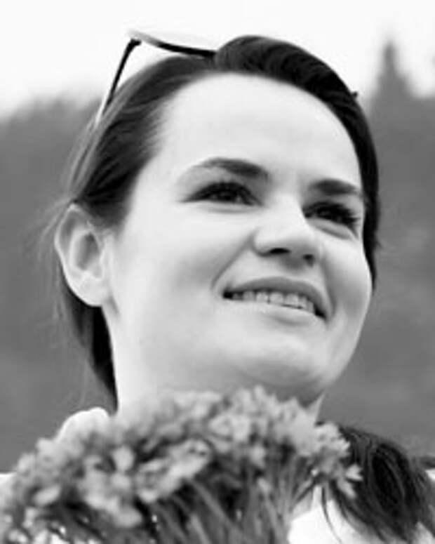 Светлана Тихановская (TATYANA ZENKOVICH/EPA/ТАСС)