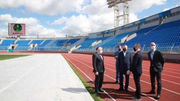 Власти РФ обнародовали программу подготовки Петербурга к Евро-2020