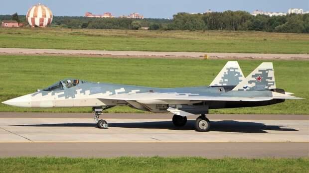 Су-57 смогут передавать зенитным комплексам информацию об обнаруженных объектах