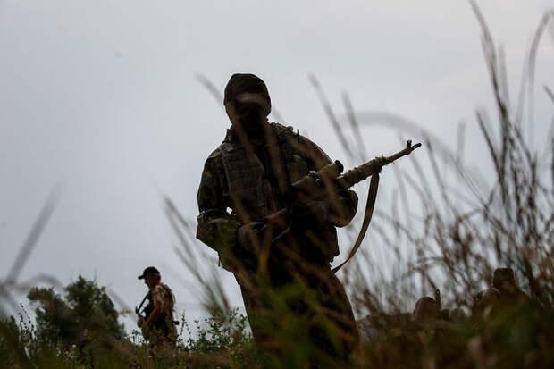 Власти ЛНР обвинили украинских силовиков в обстреле беспилотника ОБСЕ