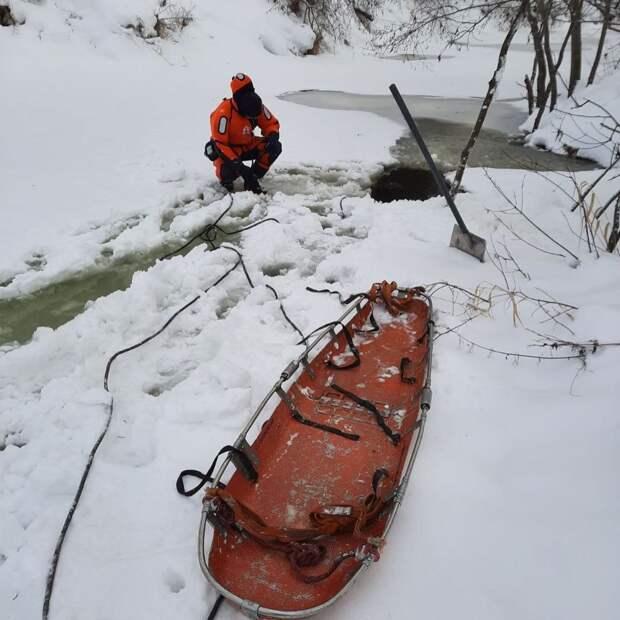 Тело мужчины нашли в реке Ува в Удмуртии