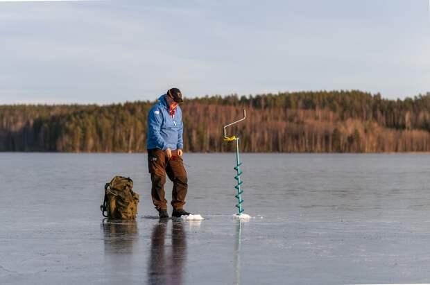 В Удмуртии состоятся Всероссийские соревнования по подледной рыбалке
