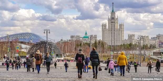 Сергунина: Более 700 тыс человек воспользовались сервисом Russpass за полгода Фото: Е. Самарин mos.ru