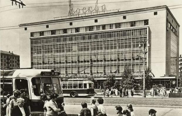 Универмаг «Москва»: как появился магазин, не имеющий аналогов в Советском Союзе