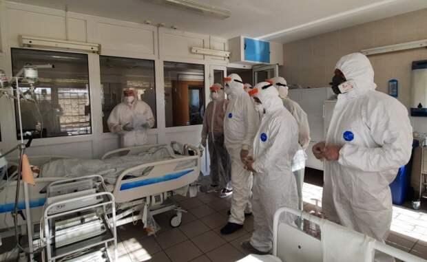 Пиневич: Медики отмечают смещение заболеваемости коронавирусом в сторону более молодых
