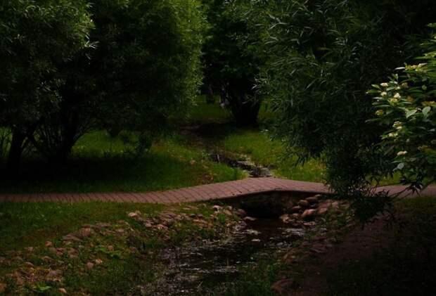 Фото дня: обманчивая романтика Ангарских прудов