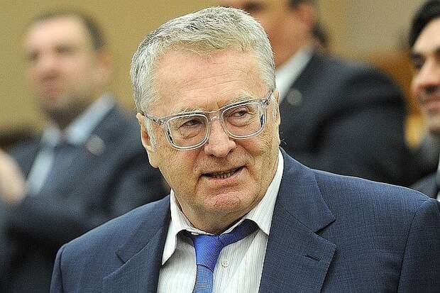 """Жириновский рассказал Урганту про """"травмы"""" брачной ночи"""