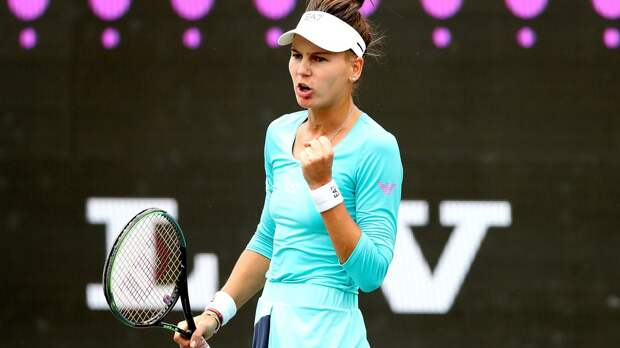 Кудерметова выиграла турнир в Чарльстоне, победив в финале Ковинич