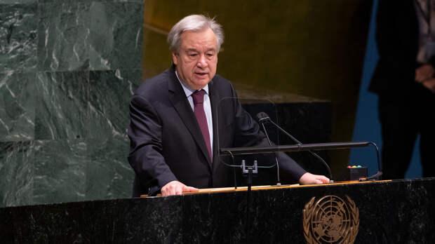 В ООН считают Китай важной опорой международного сотрудничества