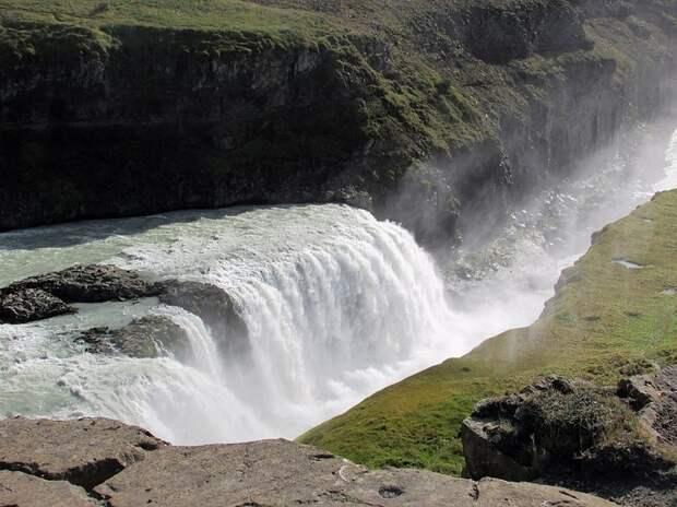 Эдлидаван озеро в Исландии