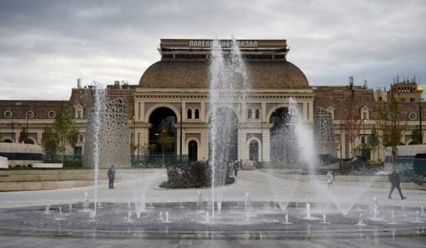 Сезон работы фонтанов в Москве завершится 1 октября