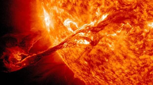 В ближайшее время Землю накроет сильная магнитная буря