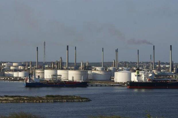 нефтехранилище EIA