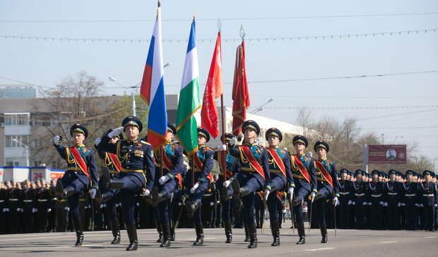Репетиция парада Победы: где перекроют дороги вНижнем Новгороде