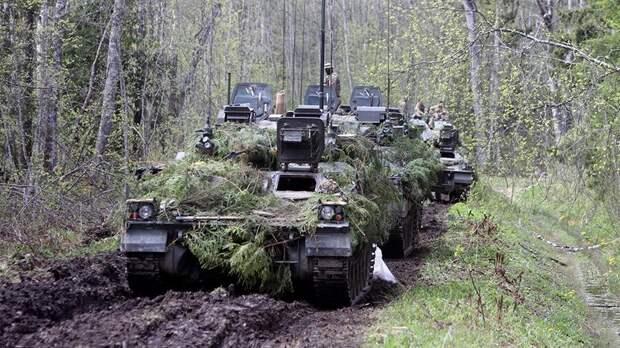 Российское посольство назвало провокацией военные учения США в Эстонии