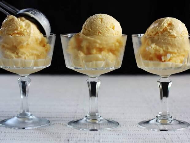 Как приготовить сырное мороженое? Простой рецепт