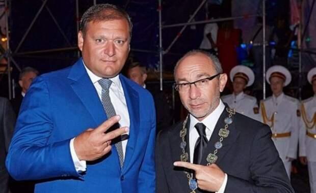 Добкин снял свою кандидатуру свыборов мэра Харькова впользу Кернеса
