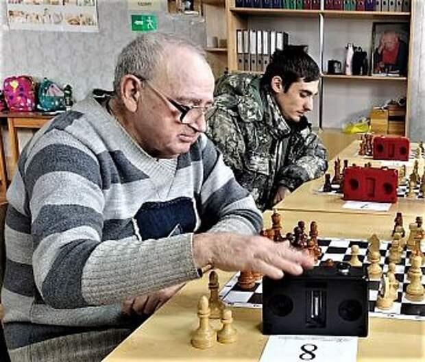 В Зимовниках проведут шахматный турнир