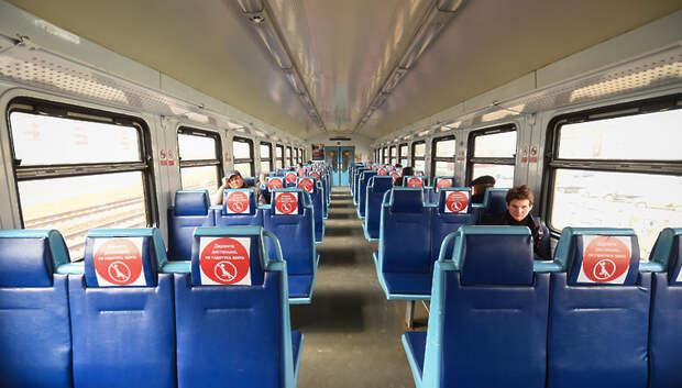 Около 14 млн пассажиров перевезли электропоезда ЦППК в апреле