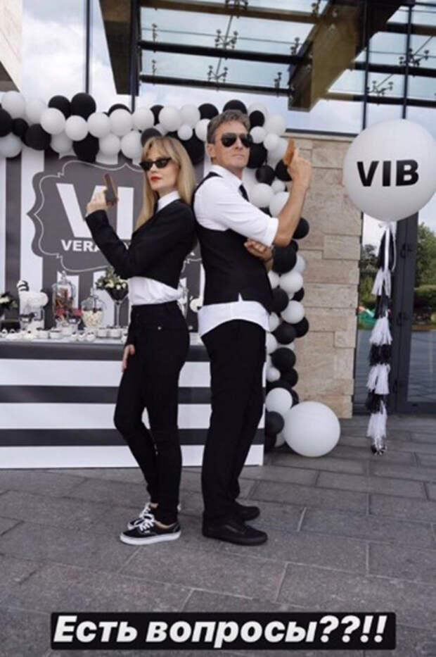 Наталья Ионова и Александр Чистяков