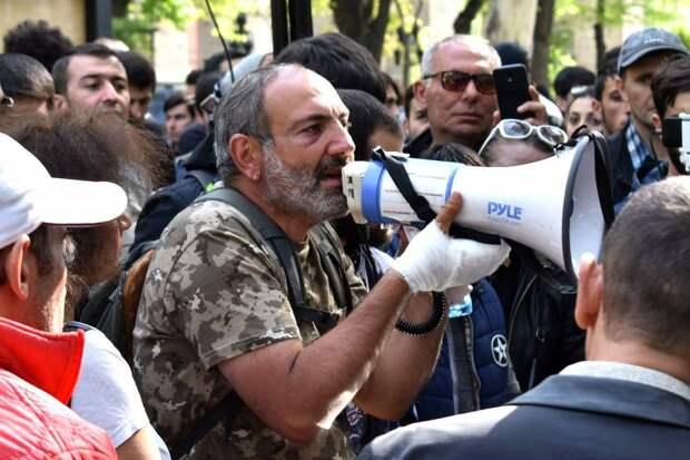 Есть ли будущее у Армении при премьер-министре Пашиняне