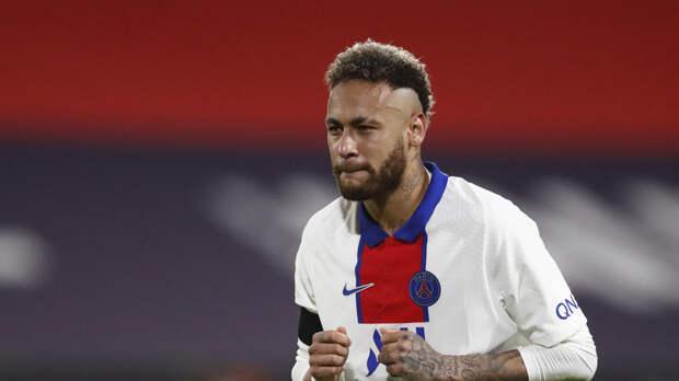 Неймар пропустит финал Кубка Франции