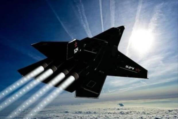 Черная чума: секретный истребитель российской армии