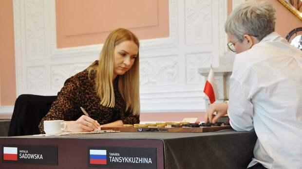 В WADA опровергли, что попросили убрать российский флаг со стола прямо посреди финала чемпионата мира по шашкам