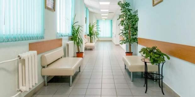 Департамент здравоохранения: Ожидание приема специалиста в поликлинике станет комфортным. Фото: mos.ru