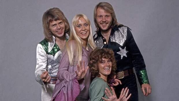 Выбор названия, коллеги и супруги и другие факты о группе ABBA