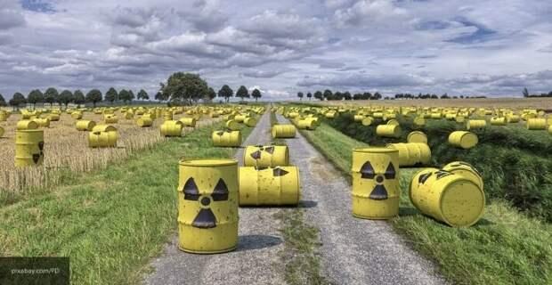 Вывезут лес, завозят радиацию: Евросоюз использует Херсонщину как могильник