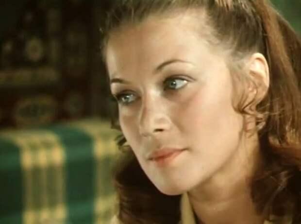 Анна Твеленева в фильме *Причал*, 1973   Фото: kino-teatr.ru