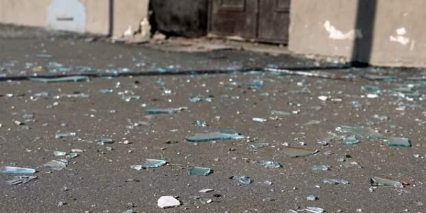 В Петербурге произошел взрыв в квартире