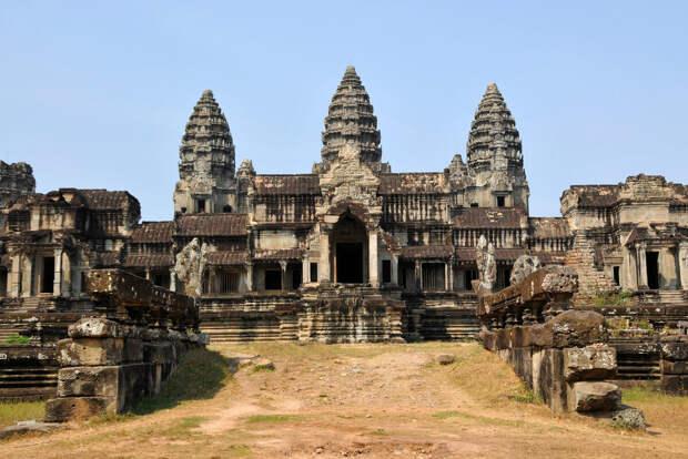 Фото: Flickr / Часть индуистского храмового комплекса Ангкор-Ват